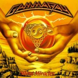 Gamma Ray - Silent Miracles cover art
