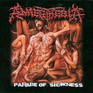 Anaesthesia - Parade of Sickness cover art