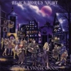 Blackmore's Night - Under a Violet Moon cover art