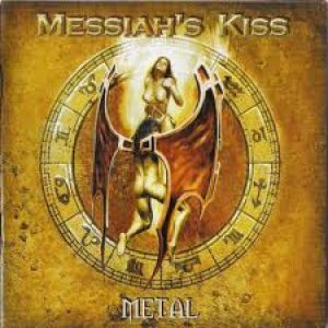 Messiah's Kiss - Metal cover art