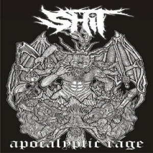 Shit - Apocalyptic Rage cover art