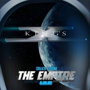 King's X - Tales From the Empire cover art
