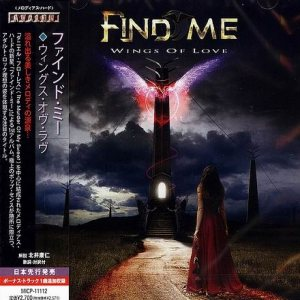 Find Me - Wings of Love cover art