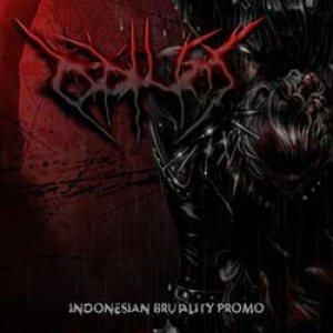 Opium - Indonesian Brutality Promo 2009 cover art