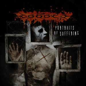 Agónica - Portraits of Suffering cover art