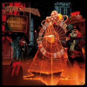 Helloween - Gambling With the Devil cover art