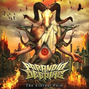 Paranoid Despire - The Eternal Pain cover art