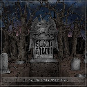Sworn Enemy - Living on Borrowed Time cover art