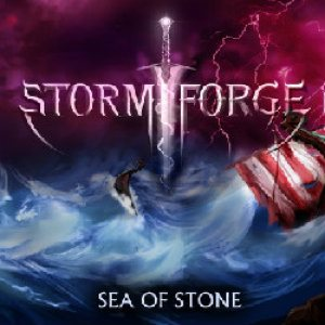 Stormforge - Sea of Stone cover art