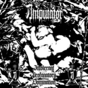 Ampütator - Intolerant Profanatory Domination cover art