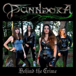 Panndora - Behind the Crime cover art