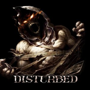 Disturbed - Asylum cover art