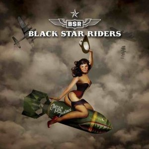 Black Star Riders - The Killer Instinct cover art