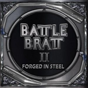 Battle Bratt - II - Forged in Steel cover art