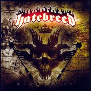 Hatebreed - Supremacy cover art