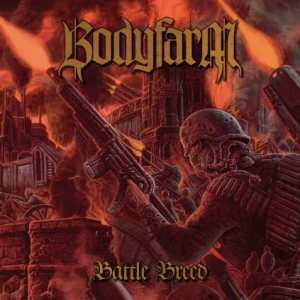 Bodyfarm - Battle Breed cover art