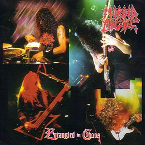 Morbid Angel - Entangled in Chaos cover art