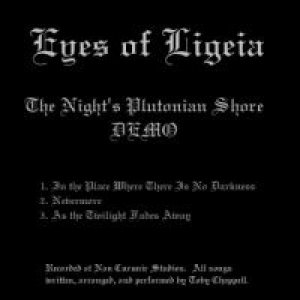 Eyes of Ligeia - The Complete Demos cover art