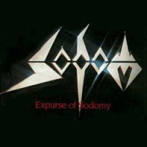 Sodom - Expurse of Sodomy cover art