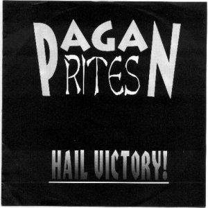 Pagan Rites - Hail Victory! cover art