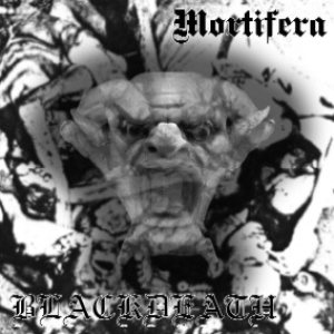 Blackdeath - Mortifera/Blackdeath cover art