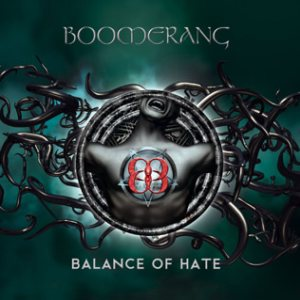 Boomerang - Balance of Hate cover art
