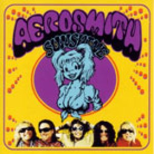 Aerosmith - Sunshine cover art