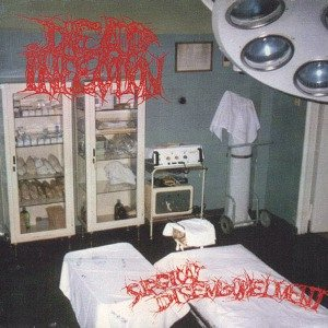 Dead Infection - Surgical Disembowlment cover art