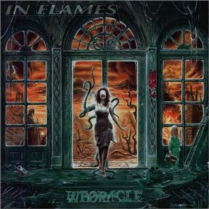 In Flames - Whoracle cover art
