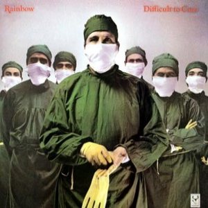 Rainbow - Difficult to Cure cover art