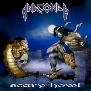 Anaconda - Scary Howl cover art