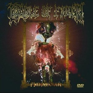 Cradle of Filth - Mannequin cover art