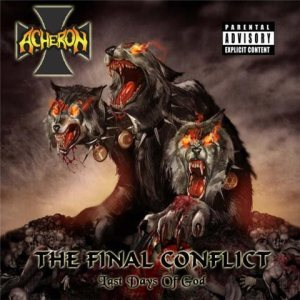 Acheron - The Final Conflict: Last Days of God cover art