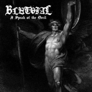 Blutvial - I Speak of the Devil cover art