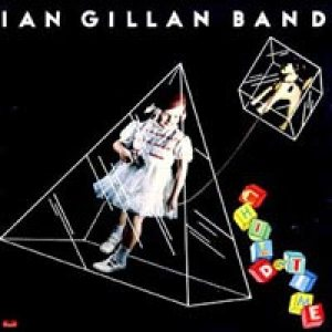 Ian Gillan Band - Child in Time cover art