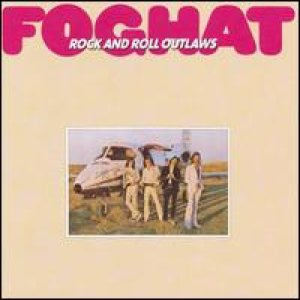 Foghat - Rock and Roll Outlaws cover art