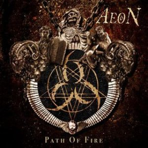 Aeon - Path of Fire cover art