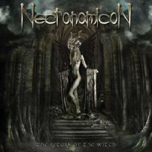 Necronomicon - The Return of the Witch cover art