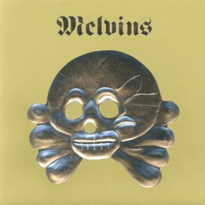 Melvins - It's Shoved / Forgotten Principles cover art