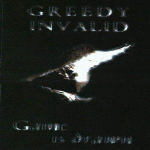 Greedy Invalid - Game is Drawn cover art