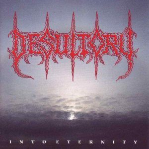 Desultory - Into Eternity cover art