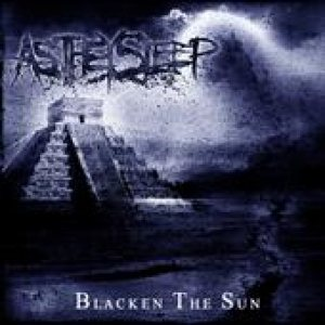 As They Sleep - Blacken the Sun cover art