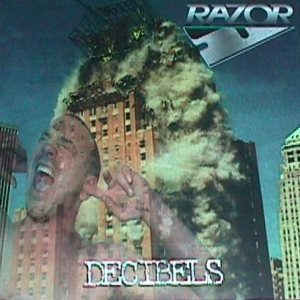 Razor - Decibels cover art