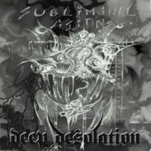 Deep Desolation - Subliminal Visions cover art