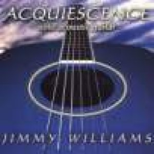Jimmy Williams - Acquiescence cover art
