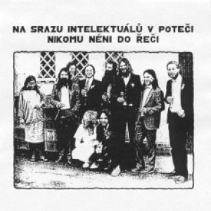 Ciment - Na srazu intelektualu v Poteci nikomu neni do reci cover art
