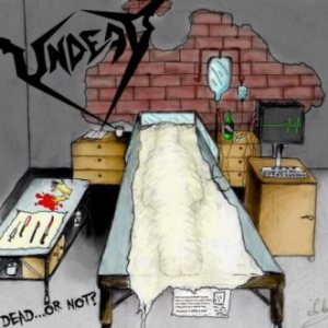 Undead - Dead...Or Not? cover art
