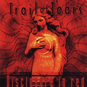 Trail of Tears - Disclosure in Red cover art