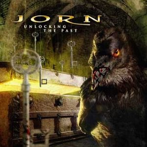 Jorn - Unlocking the Past cover art