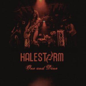 Halestorm - One and Done cover art